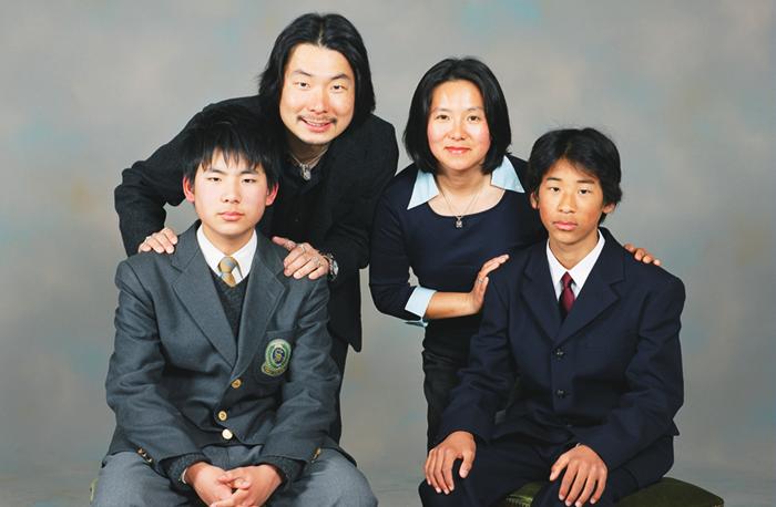 千葉県 14歳男性の両親より